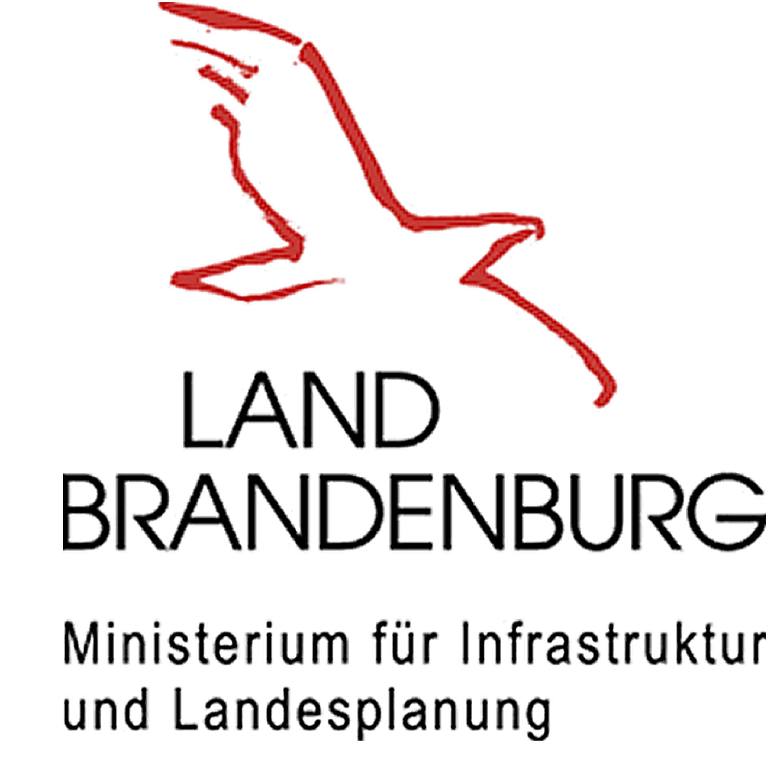 Logo des Ministerium für Infrastruktur und Landesplanung des Landes Brandenburg