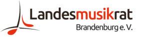 Logo Landesmusikrat Brandenburg