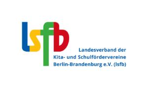 Logo Landesverband der Kita- und Schulfördervereine Berlin-Brandenburg e.V. (lsfb)